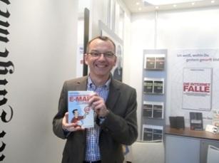 Christoph Moss Vielen Dank für Ihre E-Mail Buchmesse