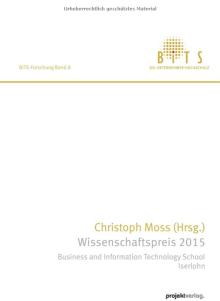 Wissenschaftspreis 2015