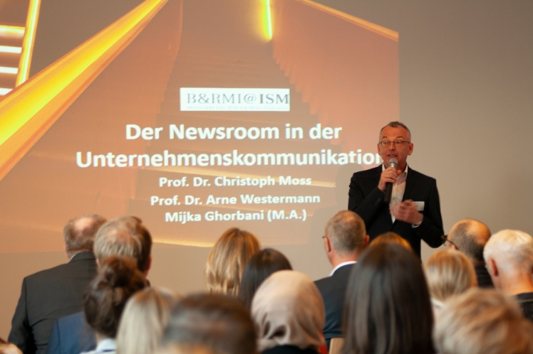 Mediamoss Newsroom Seminar Christoph Moss Experte