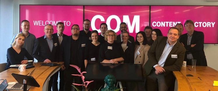 Mediamoss Newsroom Chef vom Dienst Seminar 2020 Telekom